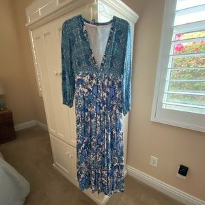 Free People Dove Maxi Dress
